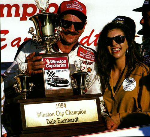 Dale Earnhardt - 1994 Winston Cup Champion