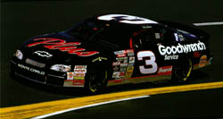 Dale Earnhardt - #3 Goodwrench Chevy Monte Carlo